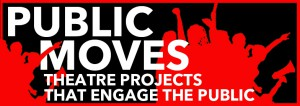 Public Moves Logo red border