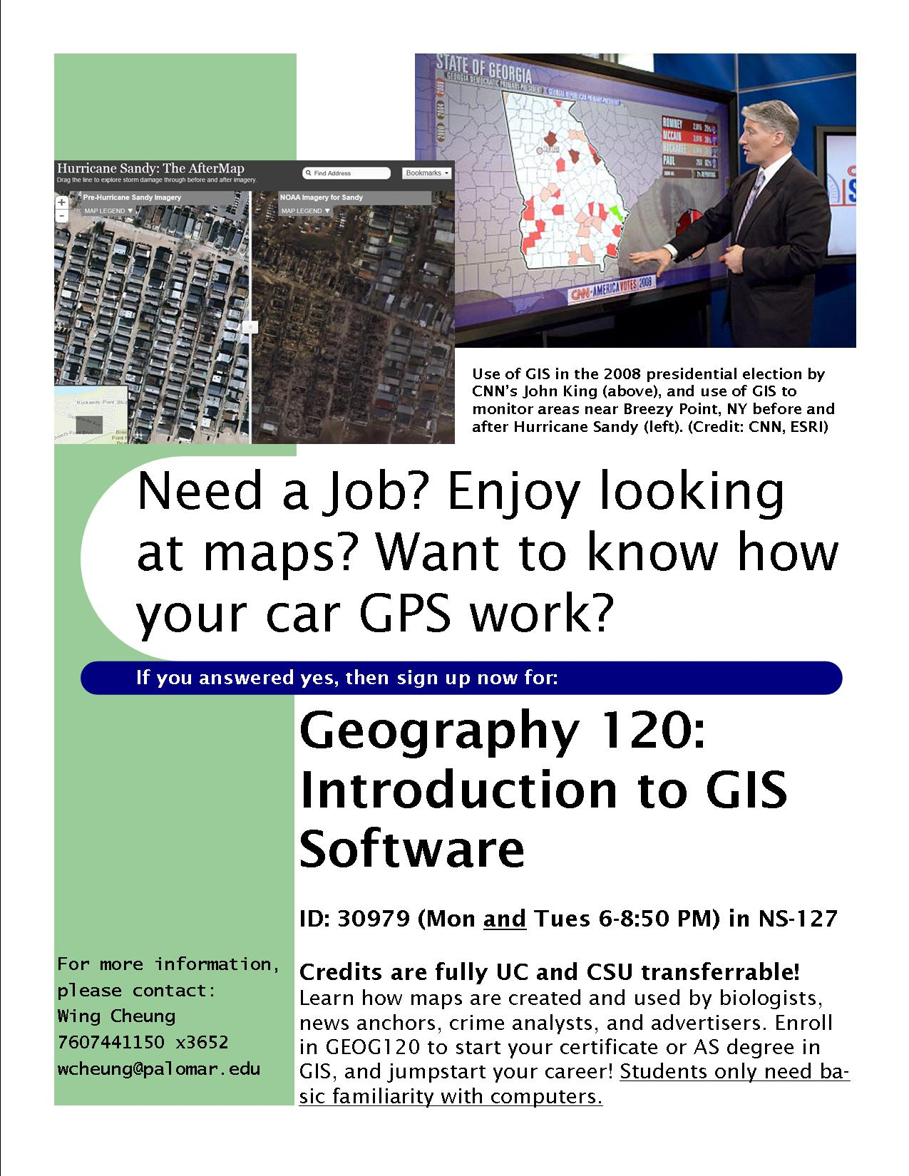 college gis Gis – geographic information systems courses  welcome to red rocks  community college (rrcc) academic calendar fall 2013 – summer 2014.