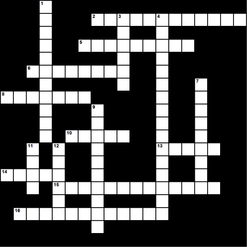 early hominin evolution printable crossword puzzle topic 1