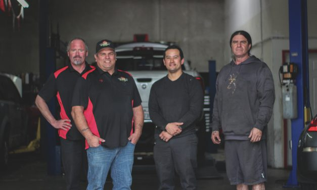 Man of the community: From mechanic to local hero