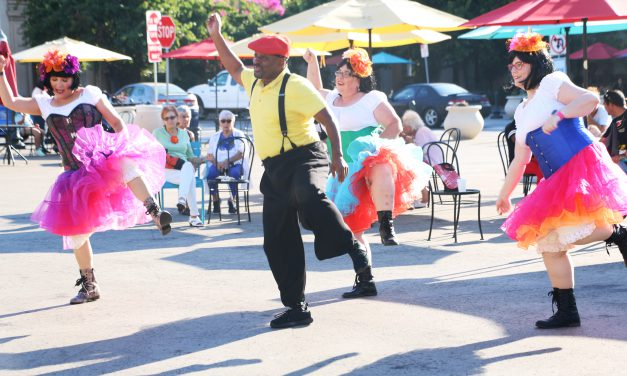 Cultural Fusion in Food and Entertainment at Balboa Park