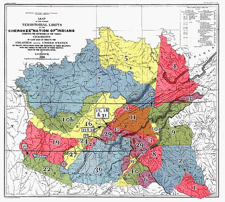 "removal of indian tribes in 1700 Appalachian american indians—a timeline of the historic  1830 the indian removal act was passed calling for the relocation of all tribes to ""indian territory."